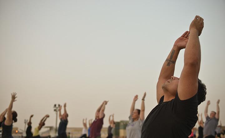 Praticare yoga aiuta i pazienti con tumore alla prostata