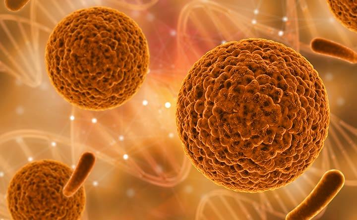 La matematica per limitare la crescita cellulare aggressiva