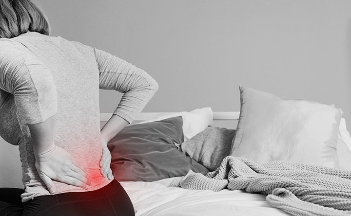 Ecco cosa sapere sul cancro al seno e il mal di schiena