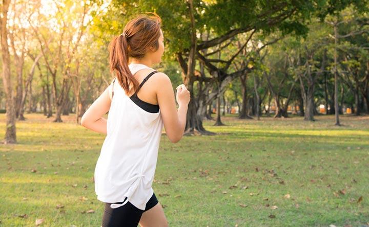 L'esercizio fisico aumenta l'aspettativa di vita dopo il tumore al seno