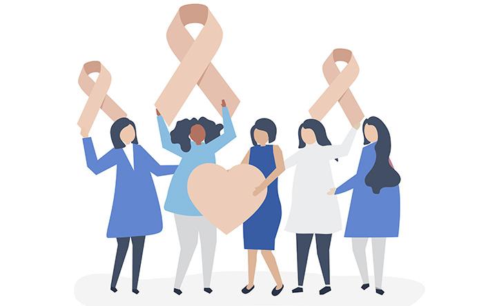 Potenziali terapie contro il cancro al seno